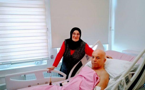 18 Aralık 2017'de geçirmiş olduğu Trafik Kazası nedeniyle tedavi görmekte olduğu Ankara Numune Hastanesi'nde üyemiz (E) Kd.Bçvş. Erol YILDIZ (1977-44)'ı ziyaret ettik.