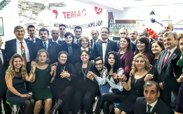 Türk Müziği Koromuzun 13 Şubat 2018 Salı günü Özel Emineller Huzurevi ve Yaşlı Bakım Merkezi'nde verdiği Konser