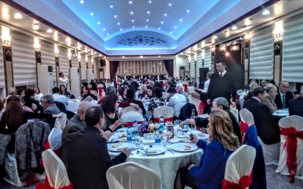 11 Şubat 2018 tarihinde İcra Edilen TEMAD Keçiören Şubesi Aile Dayanışma Yemeği.