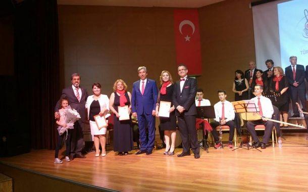 Şubemizin Türk Müziği Korosu 29 Nisan 2018 tarihinde Yunus Emre Kültür Merkezi'nde