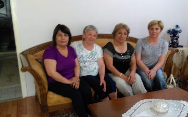 29 Haziran 2018 tarihinde 03.06.2018'de vefat eden üyemiz Em.Hv.Muh.Kd.Bçvş. (1964-94)'ün evine Taziye ziyaretinde bulunuldu.
