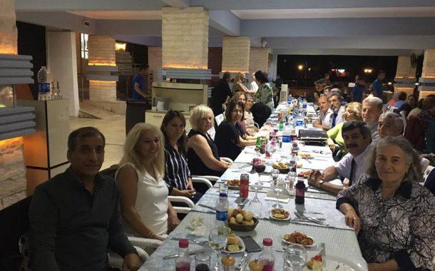 17 Ekim 2018 tarihinde Toplu Tahsiste Karpuzkaldıran ÖEM'de bulunan Yönetimimiz ve Üyelerimiz bir gece düzenleyerek Astsubaylar Günü'nü Kutlamışlardır.