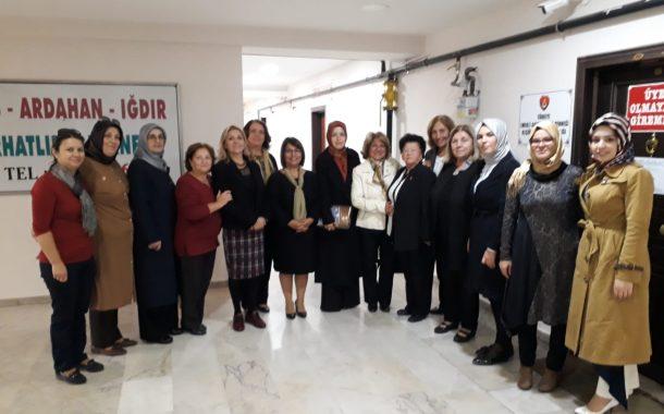 09 Kasım 2018 tarihinde Ak Parti Keçiören İlçe Başkanlığı Kadın Kolları tarafından ziyaret edildik.