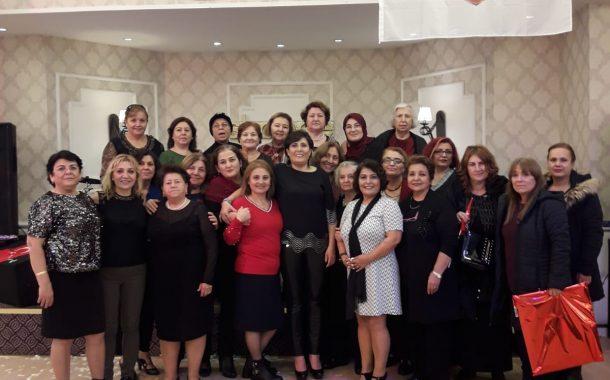 22 Aralık 2018 tarihinde TEMAD Genel Başkanlığı Kadın Kolları'nın Canlı Müzik Eşliğinde Düzenlemiş olduğu