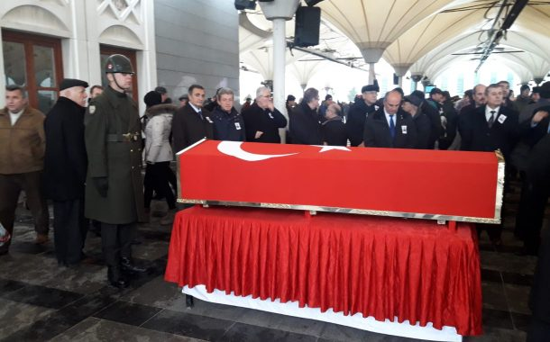 25.12.2018 tarihinde TEMAD 3.Bşk. Merhum Orhan ÖZKAN Cenazesi Askeri Törenle Karşıyaka Mezarlığı'nda Defnedilmiştir.