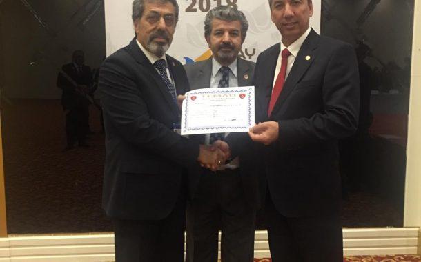 25-27 Aralık 2018 tarihleri Arasında Sandıklı/Afyonkarahisar'da TEMAD Genel Başkanlığı Tarafından Düzenlenen 2.Temsilciler Kurulu Toplantısı'na İştirak edilmiştir.