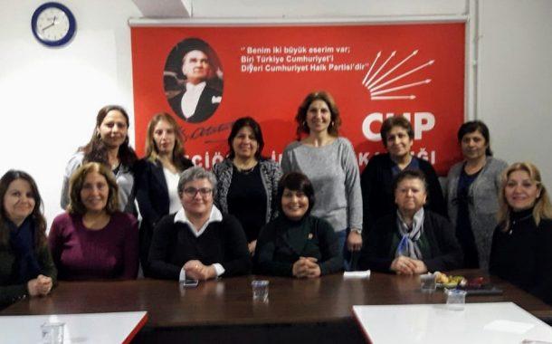 21.01.2019 Tarihinde Kadın Kollarımız Tarafından CHP Keçiören İlçe Başkanlığı Kadın Kolları'na İadei Ziyaret Gerçekleştirilmiştir.