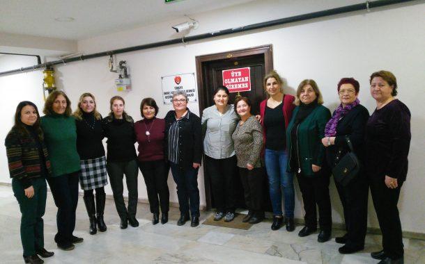 29.01.2019 Tarihinde CHP Keçiören İlçe Başkanlığı Kadın Kolları Seçim Çalışmaları Kapsamında Şubemizi Ziyaret Etmiştir.