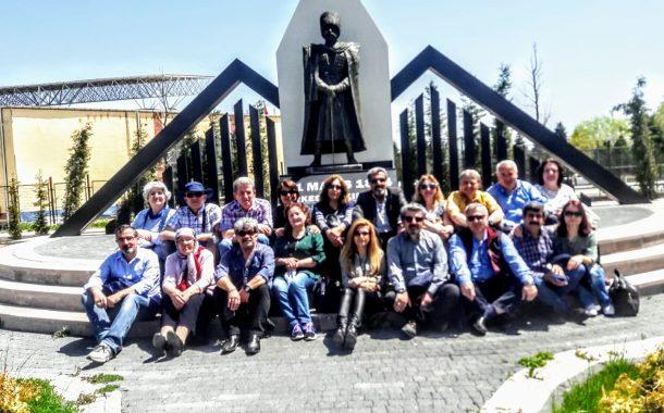 26,27 Nisan 2019 Tarihlerinde Yönetim Kurulumuz ve Kadın Kollarımızın Katılım Sağladığı Eskişehir Gezisi İcra Edilmiştir.