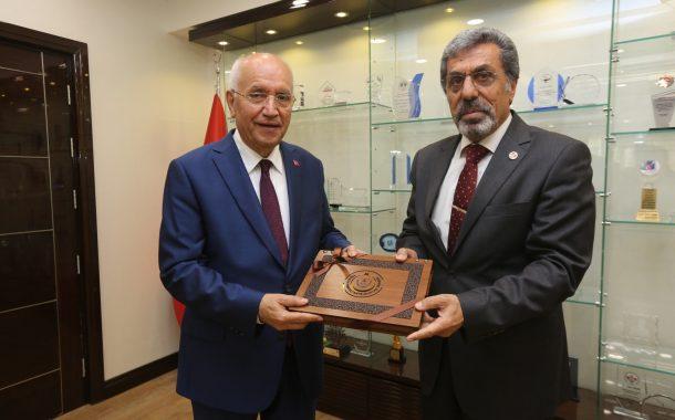 06.05.2019'da Yönetim Olarak Y.Mahalle Belediye Başkanı Sayın Fethi YAŞAR Ziyaret Edilmiştir.