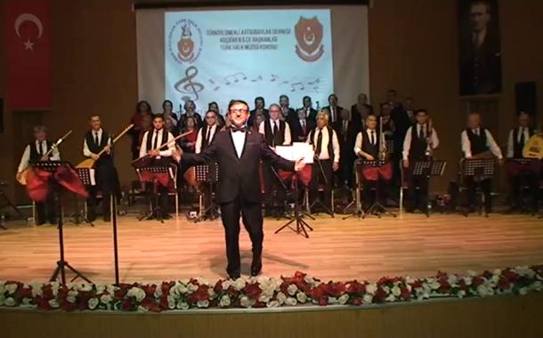TEMAD Keçiören Türk Halk Müziği Koromuz, 04 Mayıs 2019'da Yunus Emre Kültür Merkezi'nde
