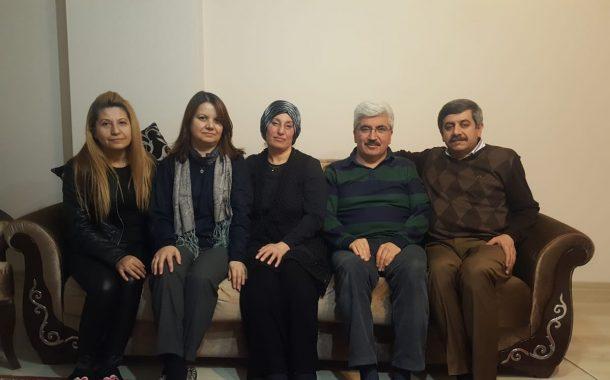 21 Şubat 2020 Cuma günü Annesinin Vefatı Nedeniyle Üyemiz K.K.K.lığı'ndan Em.Kd.Bçvş. Mustafa YILMAZ (1986-99)'a Evinde Taziye Ziyaretinde Bulunulmuştur.