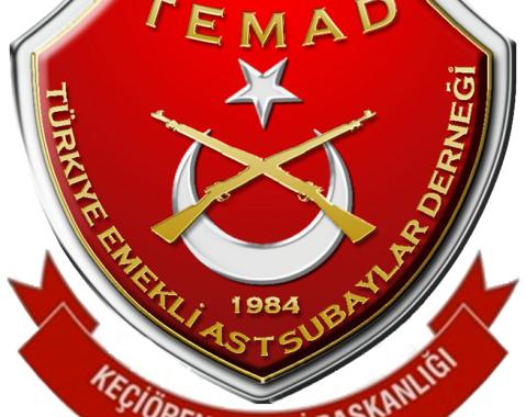 TEMAD Keçiören İlçe Başkanlığı'nın 4.Olağan Genel Kurul Toplantısı Hk. Duyuru